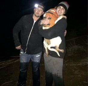 Campers Rescue Lost Dog… Twice!